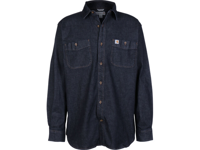 Carhartt Rugged Flex Denim Shirt Heren, rotary